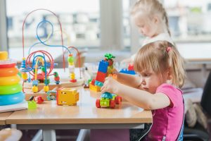 Keeping kids engaged at home is easy with educational toys.